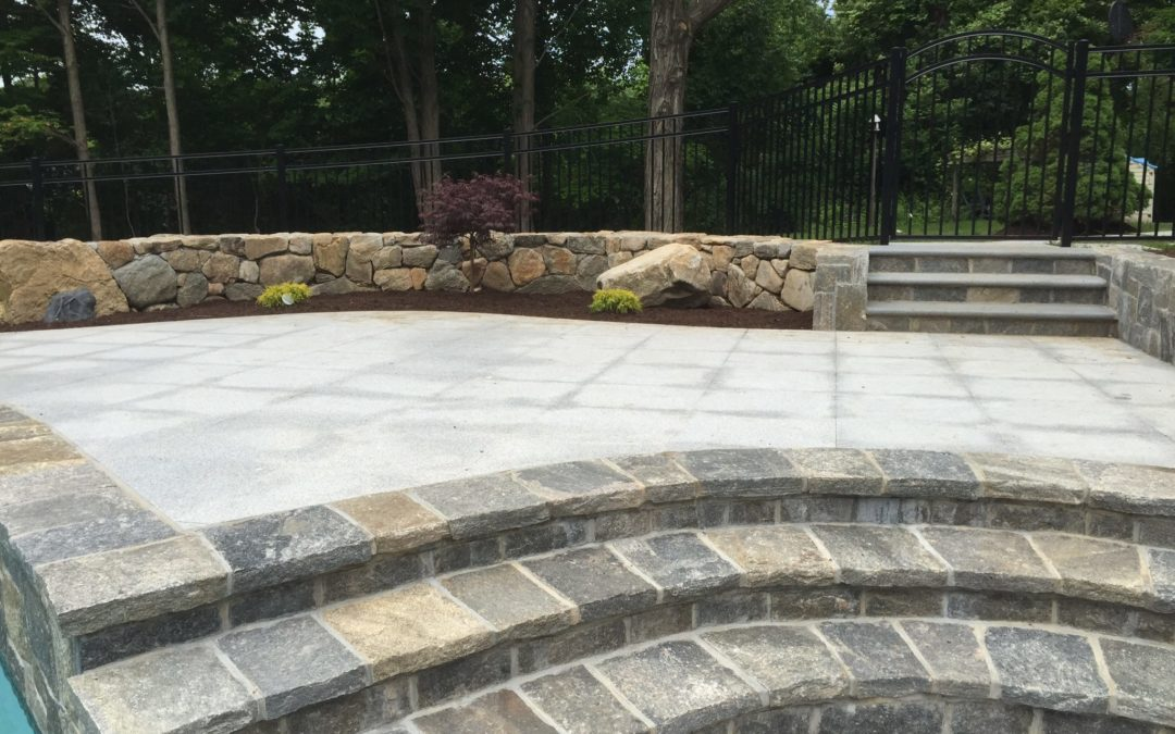 New Haven, Orange, CT – Stone Walkways, Driveways, & Patios Construction  – Stone Masonry