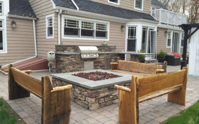 Orange, CT | Outdoor Fire Pits & Fireplaces | Masonry Contractor Near Me